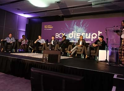 Disruption and the future for Africa
