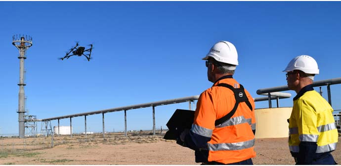 Drones bring mapping into the boardroom