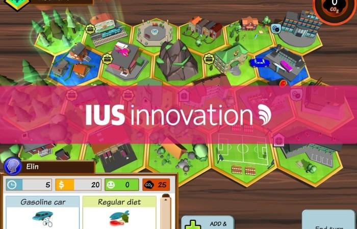 """Future Happiness Challenge """"spelet kring vår påverkan på klimatet"""""""