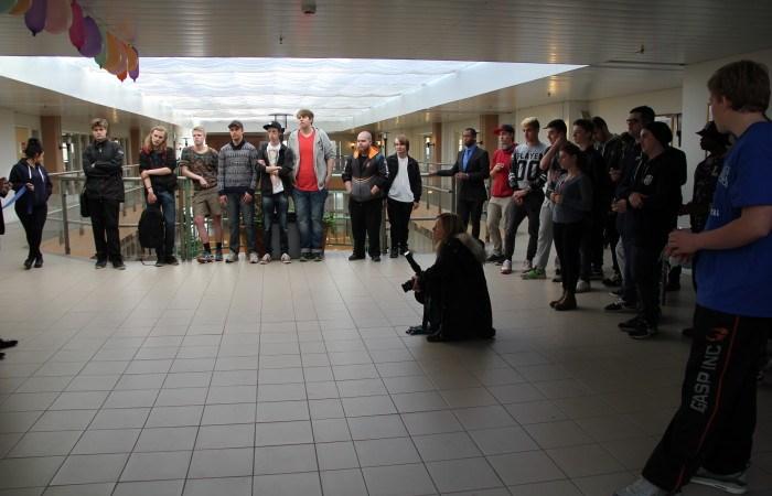 NTI-Gymnasiet i Södertälje – en skola på frammarsch