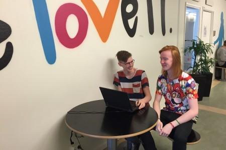 IT-Gymnasiet i Karlstad har kommunens nöjdaste gymnasieelever