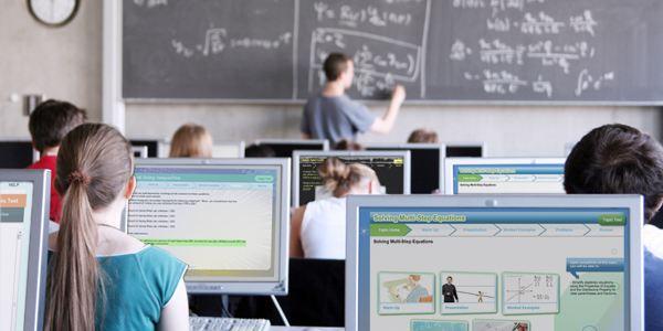 Svenska lärare sämst på att använda digitala lärplattformar