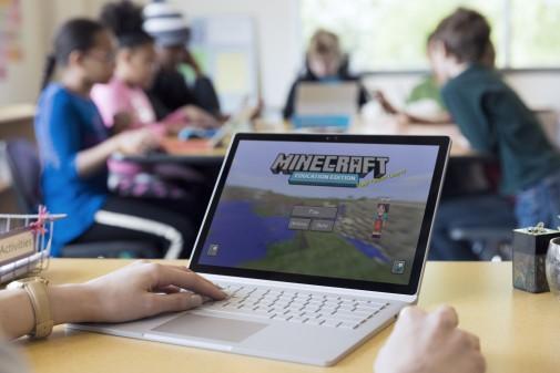 Minecraft Education Edition – Microsoft släpper gratis testversion till lärare