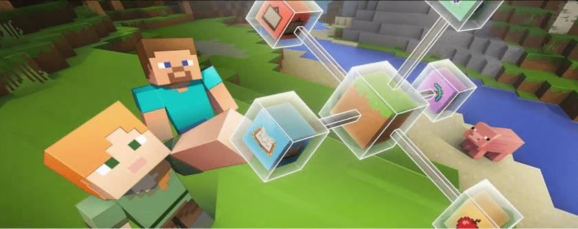 Nu släpps Minecraft: Education Edition