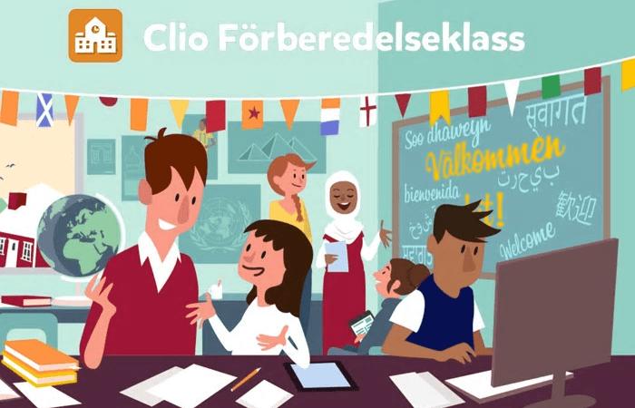 Gratis digital ämnesportal från Bonnier stöttar nyanlända elever i förberedelseklass
