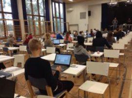 Att genomföra delprov som prövar skriftlig framställning på dator 3