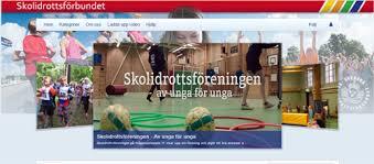 Skolidrottsföreningar får egen webb-tv!