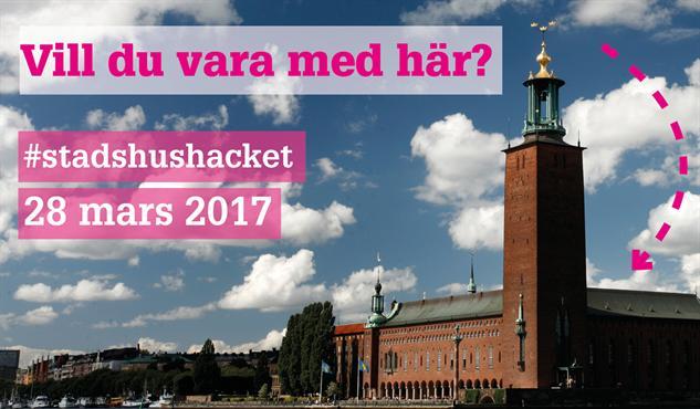 Stadshushacket – en rivstart för programmering i Stockholms stads skolor