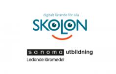 Skolon och Sanoma Utbildning inleder samarbete som förenklar användningen av digitala läromedel 3