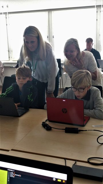 Bring Your Kids to Code!