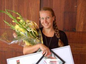 Pedagogiskt pris 2017 till gymnasieläraren Anna-Eva Olsson 3