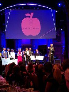 Elever hyllade sina lärare på årets Lärargala 1