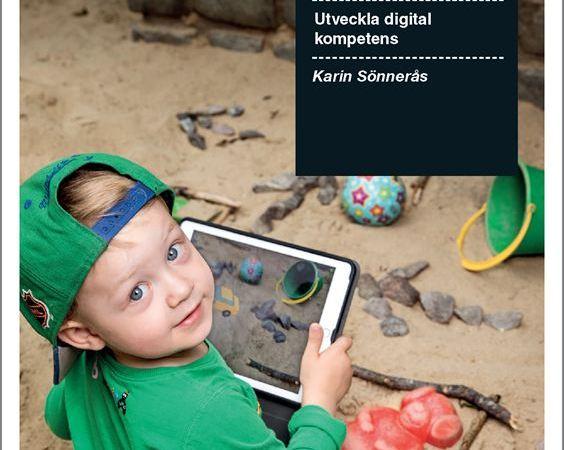 Ny bok om att arbeta med programmering i förskolan