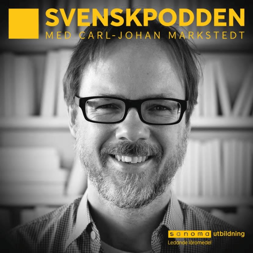 Svenskpodden - ny lärarpodcast med inspirerande samtal om svenskämnet!