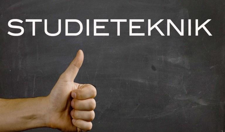 Studieteknik som Affärsidé för elever