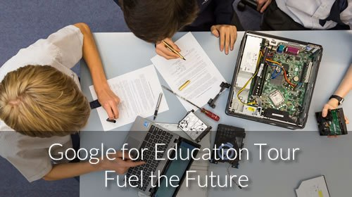 Google for Education Sweden: Fuel the future