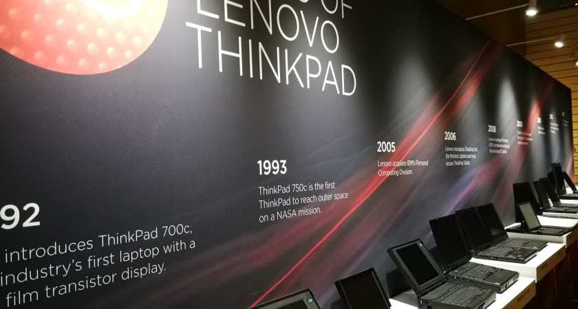 Partnerevent – Thinkpad 25 år