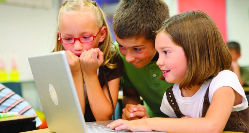 Digital teknologi stöttar elevers lärande om havet