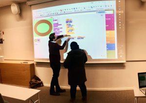 Kodcentrum startar Sveriges första lärarkodstuga 2