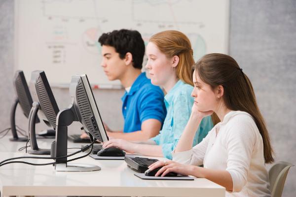 Programmerings-SM för gymnasieelever i Lund den 3 februari