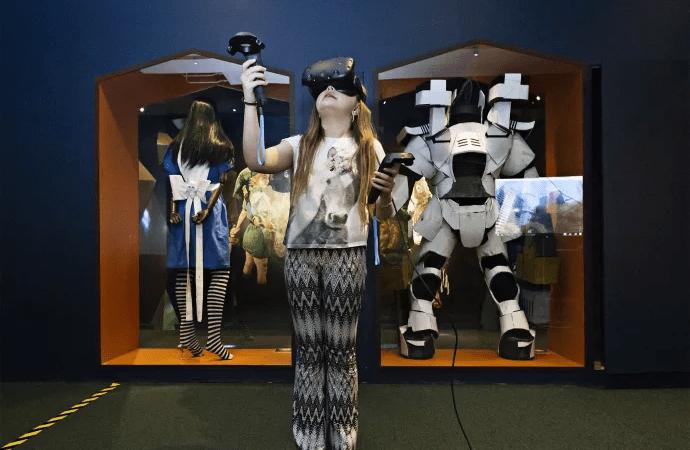 Utforska dataspelens världar – påsklov på Tekniska museet
