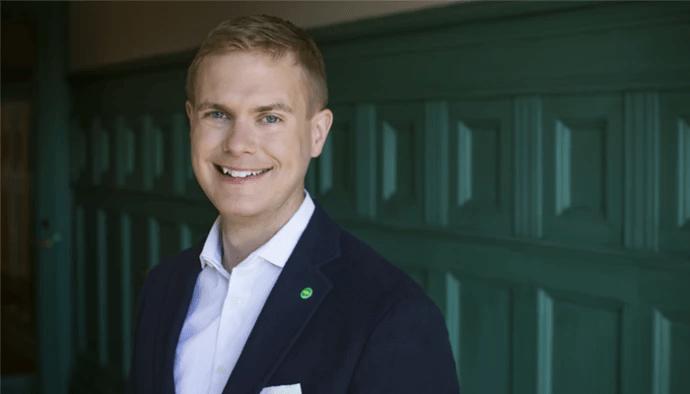 Utbildningsminister Gustav Fridolin gästar SETT