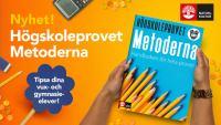 Natur & Kultur Läromedel lanserar högskoleprovsbok