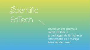 Matte via en app revolutionerar inlärningen visar forskning 3
