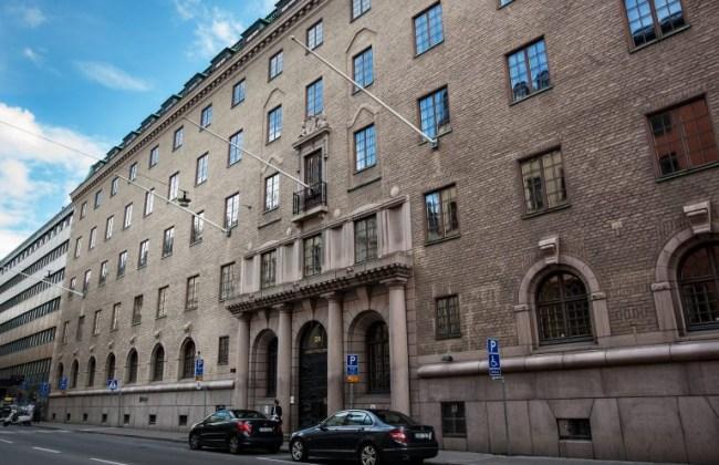 Stockholms största gymnasium invigs