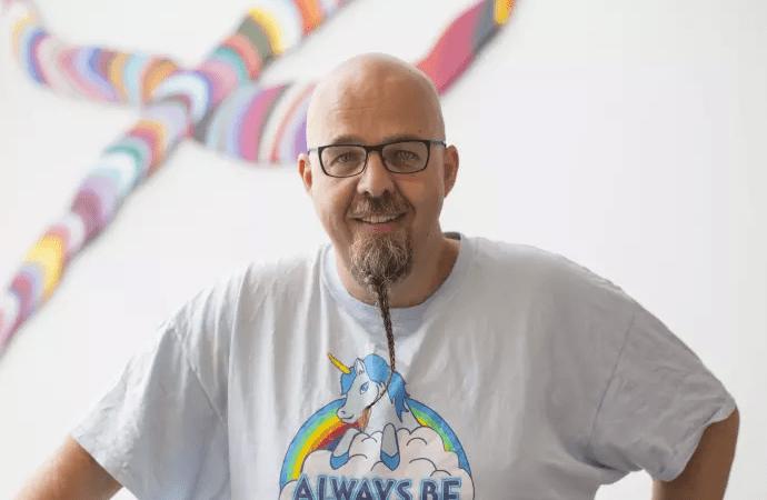 Henrik Engström är Högskolan i Skövdes 50:e docent