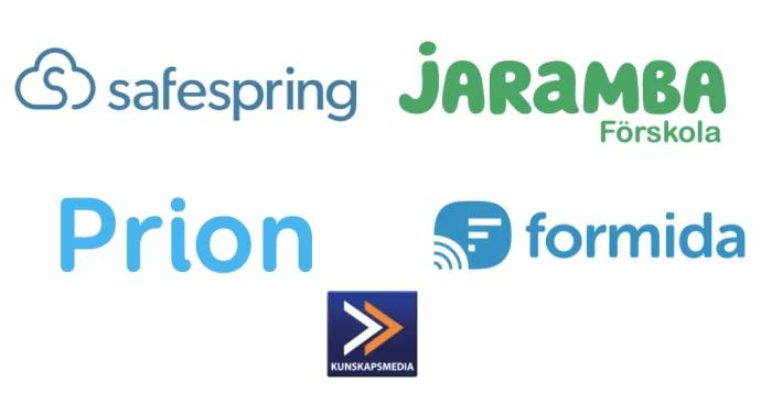 Fem nya medlemmar i Swedish Edtech Industry