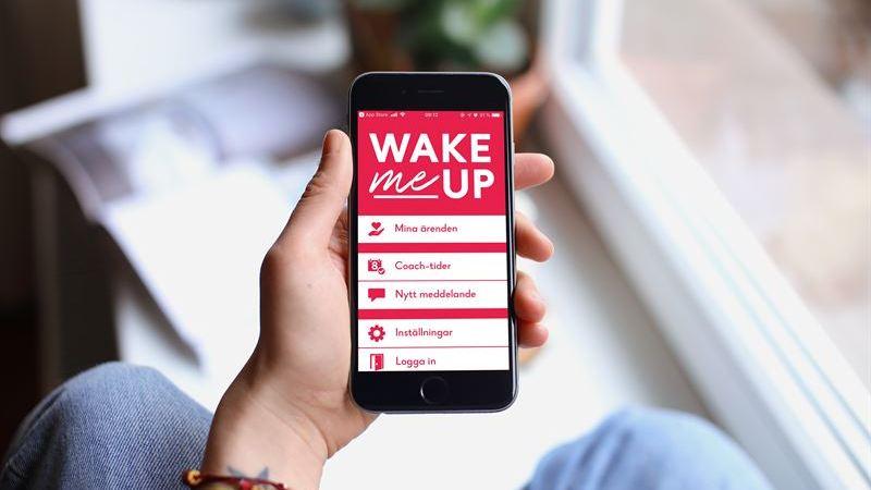 Psykisk ohälsa ökar bland unga – videoappen Wake Me Up vill motverka trenden