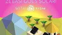Svenskt Mobilspel finansierar solenergi i utvecklingsländer
