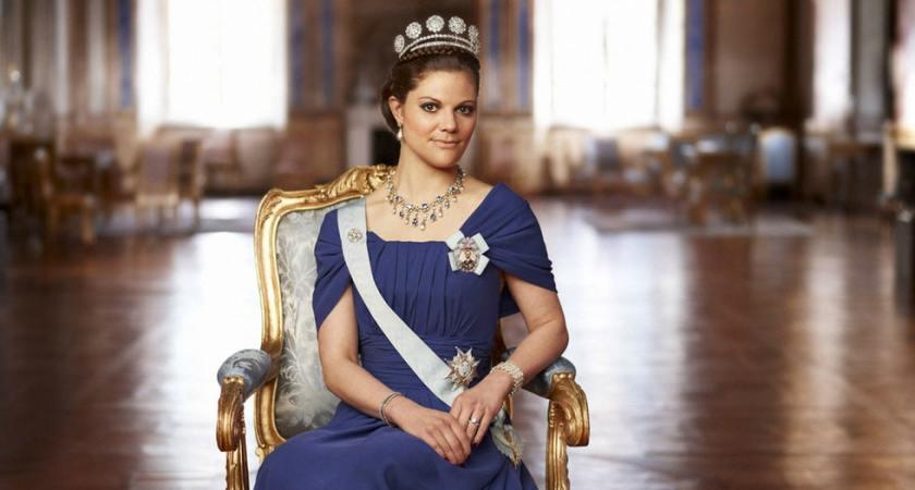 Kronprinsessan besöker skola ansluten till Pep Skola