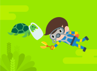 Nytt spel lär 2–6-åringar ta hand om djuren och miljön 1