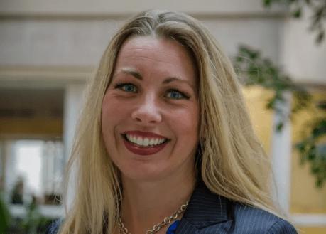 Susanne Kjällander, forskare vid Stockholms universitet, får Guldäpplejuryns särskilda pris 2019 1