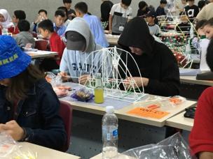 Alingsåselever i internationell tekniktävling i Sydkorea 1