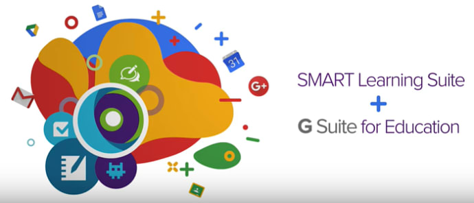 ​SMART Technologies ny officiell Google for Education-partner