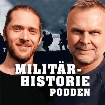 Nu lanserar vi Militärhistoriepodden – podcasten om konflikter som förändrat vår värld 3
