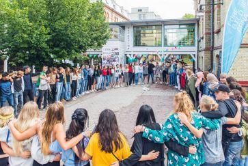 Förebildarna ger unga framtidstro med stöd från Kronprinsessparets Stiftelse 3