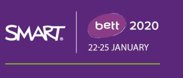 BETT ingår globalt partnerskap med SMART Technologies 1
