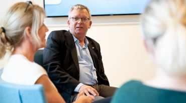 Thomas Persson fortsätter som generaldirektör 1