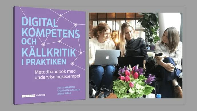 Ny bok rustar elever mot fake news