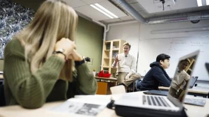 Stort intresse för lärarutbildning med lön 1