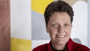 Skolbibliotekarien Cilla Dalén tilldelas Ingvar Lundbergpriset 1