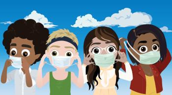Digitala läromedel om COVID-19 och pandemier togs fram med rekordfart 1