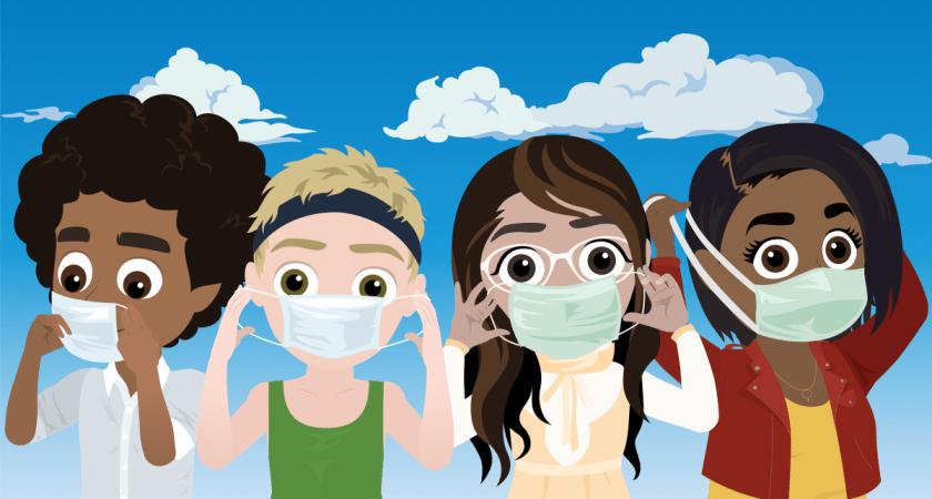Digitala läromedel om COVID-19 och pandemier togs fram med rekordfart