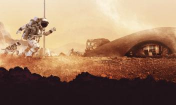Nytt rymdäventyr på Tekniska – resan mot Mars börjar nu 1