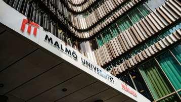 Digital start på höstterminen vid Malmö universitet 3
