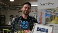 Årets produktionstekniska student är utsedd